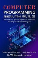 Computer Programming Javascript Python Html Sql Css
