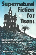 Supernatural Fiction for Teens