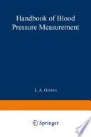 Handbook of Blood Pressure Measurement