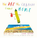 The Day The Crayons Came Home  Read Aloud