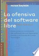 La ofensiva del software libre