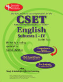 CSET  English Subtests I IV