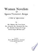 Women Novelists of Queen Victoria s Reign