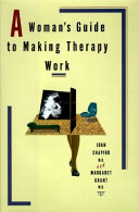 A Woman S Guide To Making Therapy Work