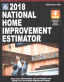 2018 National Home Improvement Estimator