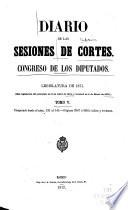 Diario de las sesiones