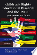 Children S Rights Educational Research And The Uncrc