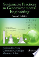 Sustainable Practices in Geoenvironmental Engineering  Second Edition