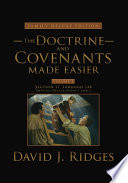 Doctrine and Covenants Made Easier Volume 2 ( Family Deluxe Edition)
