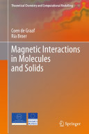 download ebook magnetic interactions in molecules and solids pdf epub