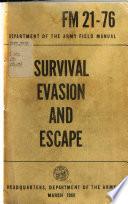 download ebook survival, evasion, and escape pdf epub