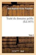 Traite Du Domaine Public