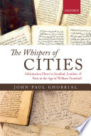 The Whispers of Cities