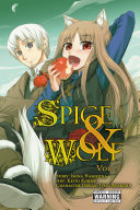 Spice and Wolf  Vol  1  manga