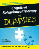 Book Cognitive Behavioural Therapy for Dummies