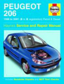 Peugeot 206 Service And Repair Manual
