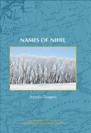 Names of Nihil Book