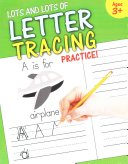 Lots and Lots of Letter Tracing Practice!