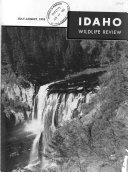Idaho Wildlife Review