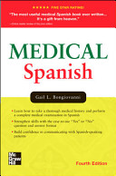 Medical Spanish  Fourth Edition