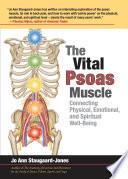 The Vital Psoas Muscle Book PDF