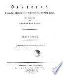Hesperus oder Belehrung und Unterhaltung f  r die Bewohner des   sterreichischen Staats von Christian Carl Andre