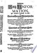 Corpus Juris & Systema rerum Metallicarum, Oder: Neu-verfaßtes Berg-Buch