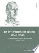 Feldmarschalleutnant Alfred Jansa