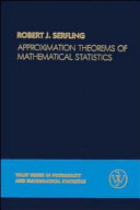 Approximation Theorems of Mathematical Statistics