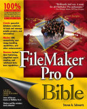 FileMaker Pro 6 Bible