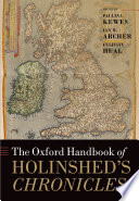 The Oxford Handbook of Holinshed's Chronicles Chronicles Of England Scotland And Ireland