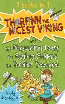 Thorfinn the Nicest Viking series Books 4 to 6