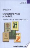 Evangelische Presse in der DDR