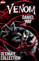 Venom By Daniel Way Ultimate Collection book