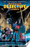 Batman Detective Comics Vol 5 A Lonely Place Of Living