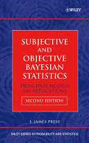 Subjective and Objective Bayesian Statistics