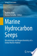 Marine Hydrocarbon Seeps Book PDF