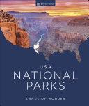 USA National Parks Book