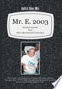 Mr  E  2003