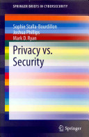 Privacy vs  Security