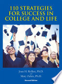 110 Strategies for Success in College and Life