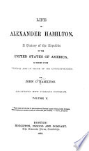 Book History of the Republic of the United States of America