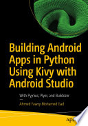 Building Android Apps In Python Using Kivy With Android Studio