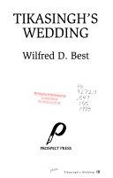 Tikasingh s Wedding