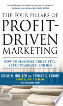 The Four Pillars of Profit Driven Marketing  How to Maximize Creativity  Accountability  and ROI