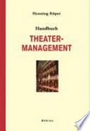 Handbuch Theatermanagement