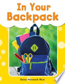 In Your Backpack