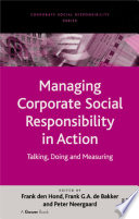 Managing Corporate Social Responsibility in Action
