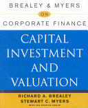Capital Investment and Valuation