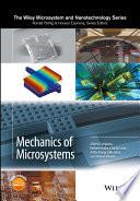 Mechanics of Microsystems